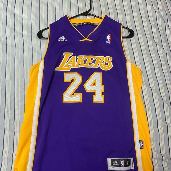 adidas Other | Adidas Kobe Bryant Kids Jersey Size Large | Poshmark